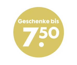 Geschenke bis 7,50 Euro