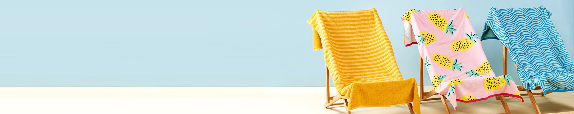 Sonne, Strand und Schwimmbad