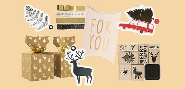 Schöne Geschenkverpackungen