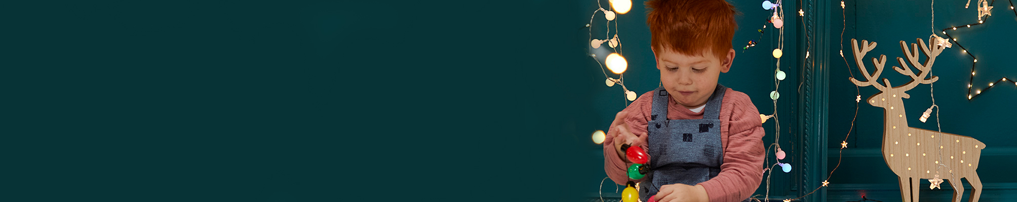 Lichterketten und Beleuchtung