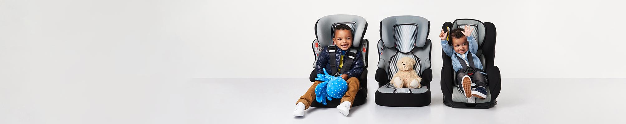 Autositze und Autozubehör