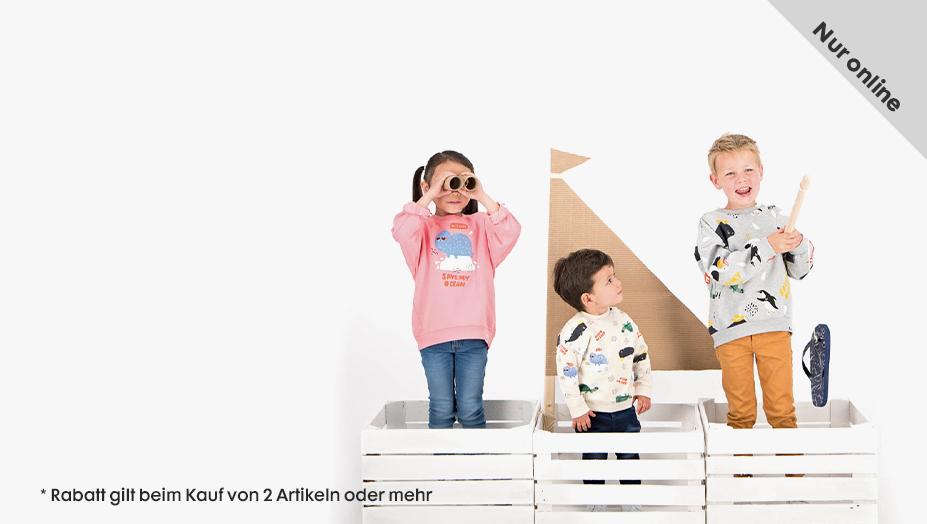 Neue Kollektion für Kids