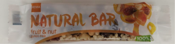 Natural Bar Fruit & Nut