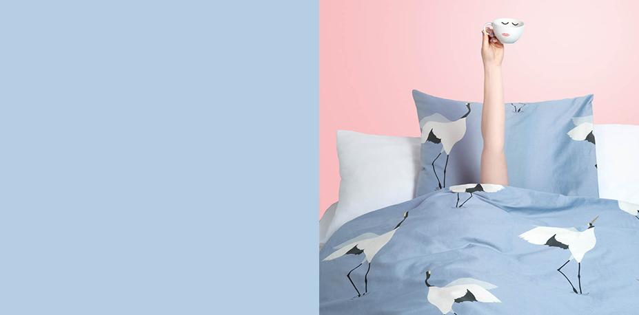 warm bedding