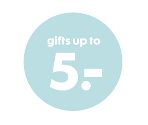 gifts up to £5
