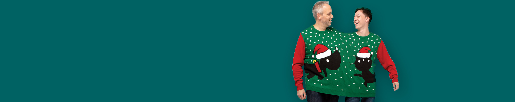 Christmas jumpers & more