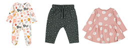 baby clothing - entrances - HEMA