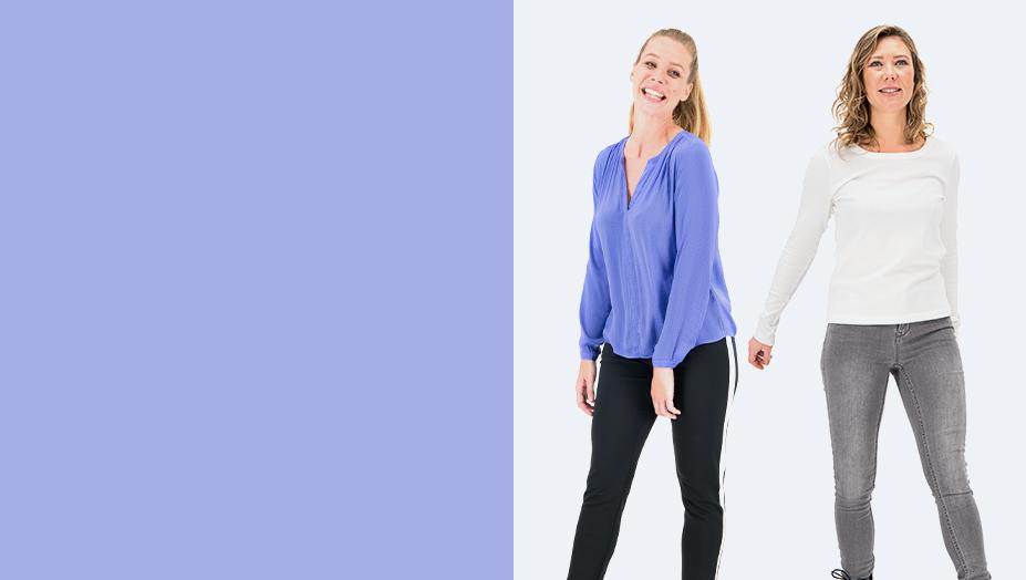 nouvelle mode<br>pour femmes - Herobanner - HEMA