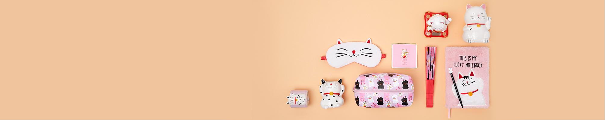 chat porte-bonheur